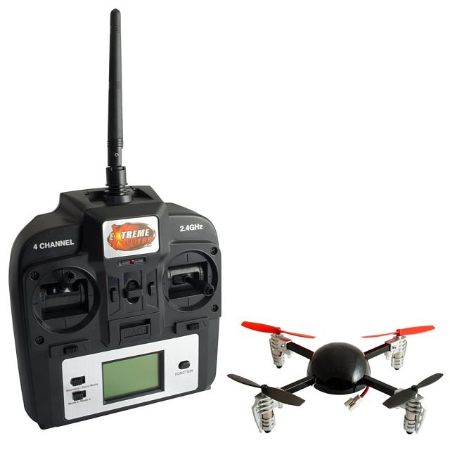 Micro Drone 2.0 Extreme Fliers Control Remoto