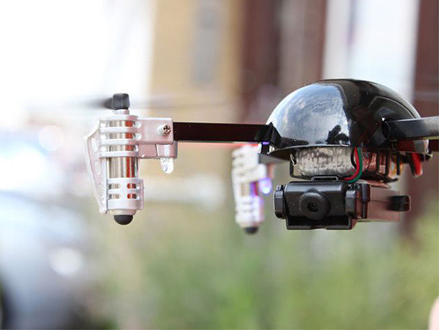 Micro Drone 2.0 Extreme Fliers Vuelo
