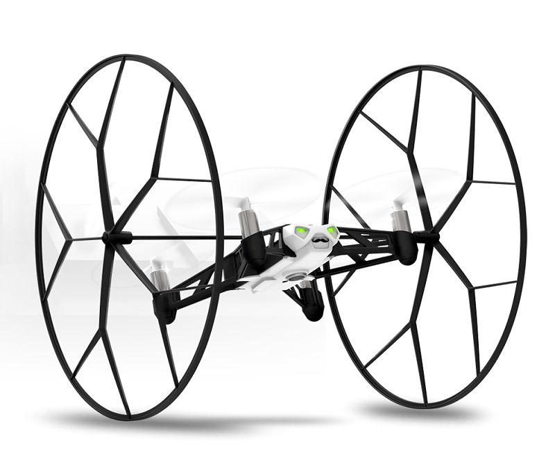 ¿ Qué drone comprar para empezar ? Parrot MiniDrone Rolling Spider