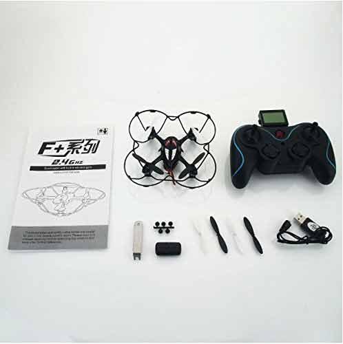 Comprar FamilyMall Drone JJRC H6C contenido de caja
