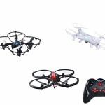 ¿ Cual es el mejor drone de menos de 100 euros ?