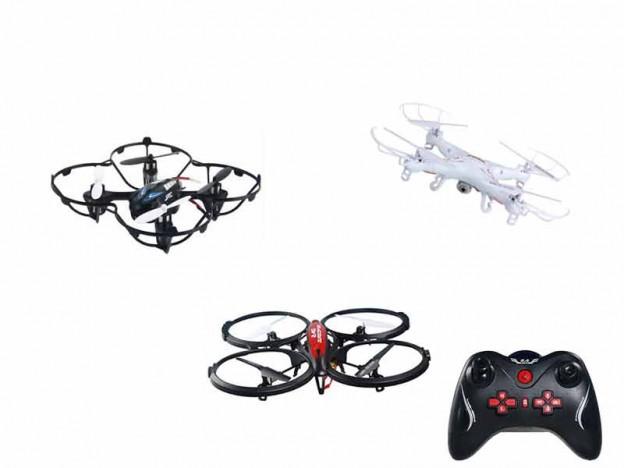 Cual es el mejor drone de menos de 100 euros