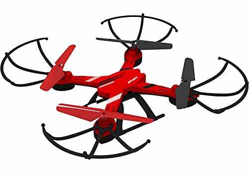 NincoAir, los mejores drones y cual comprar Quadrone Sport HD