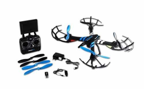 NincoAir, los mejores drones y cual comprar Quadrone Shadow