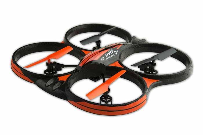 NincoAir, los mejores drones y cual comprar Quadrone Evo Cam